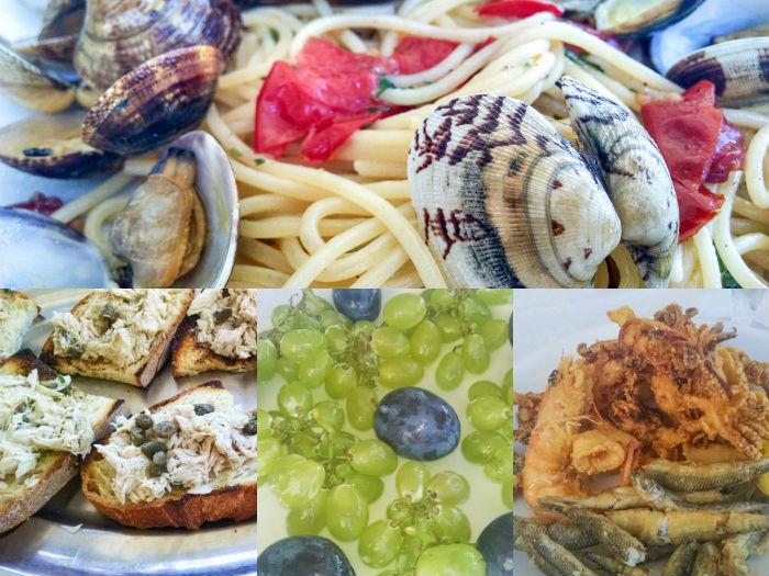 From Architiello restaurant San Nicola, Tremiti. Photo: Midliferoadtrip.tv
