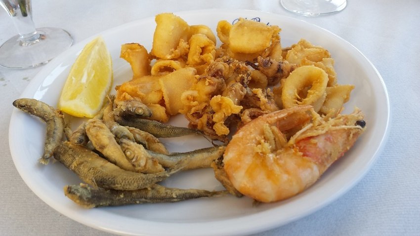 Seafood Italy. Photo: ThePlanetD.com